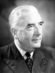 Sir Robert Menzies, 1941