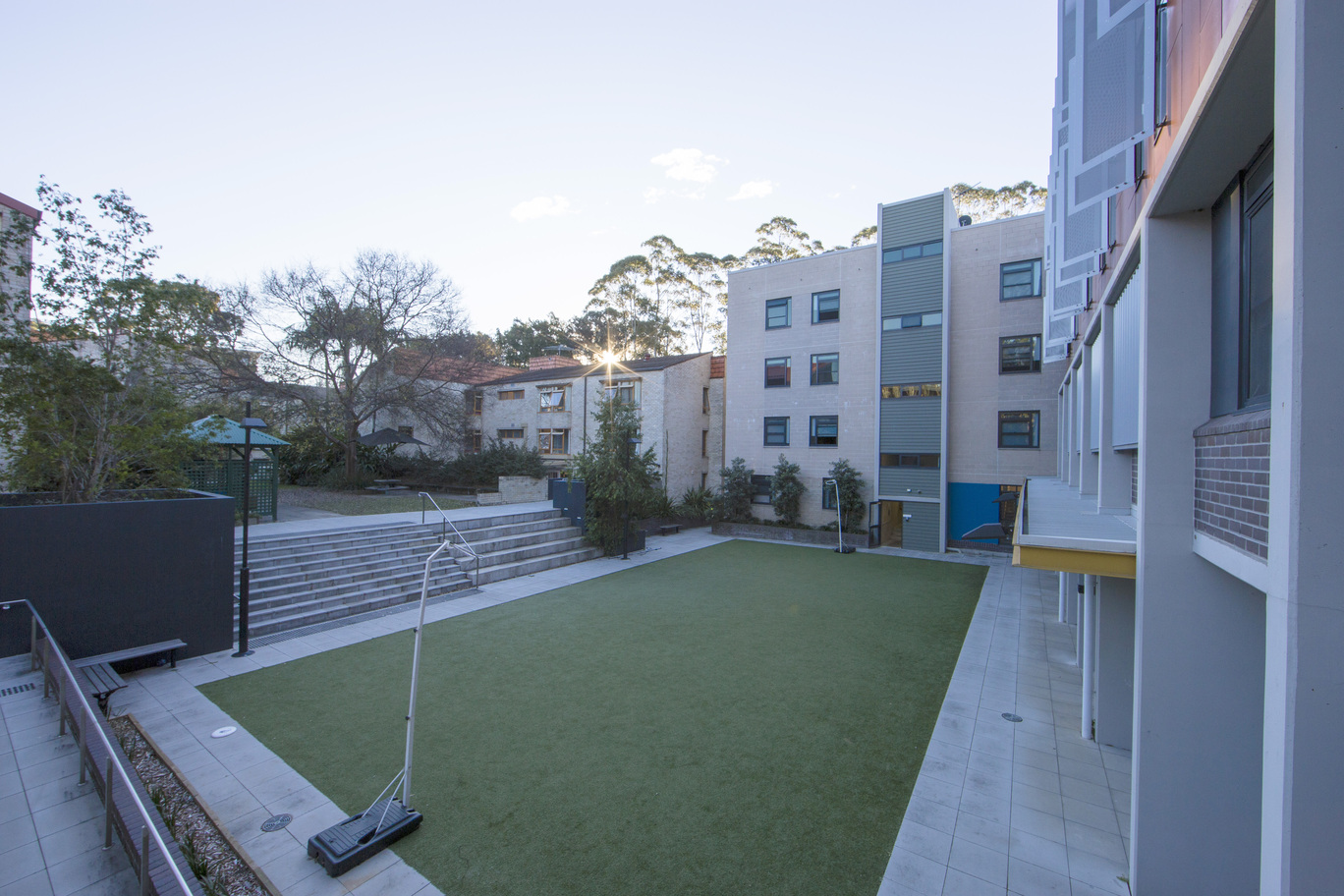 Accommodation Robert Menzies College Macquarie University On Campus Student Accommodation