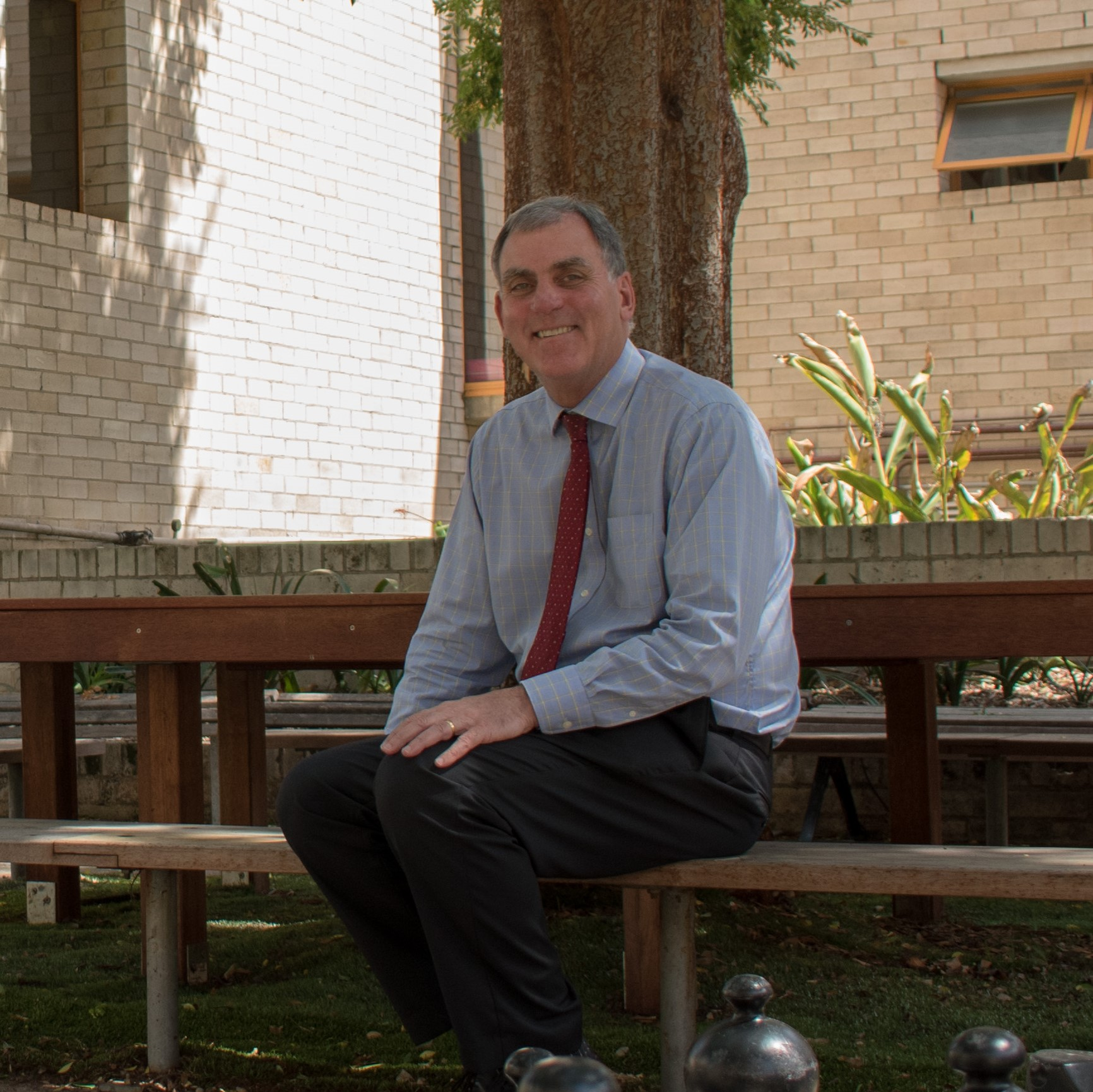The Robert Menzies College Master